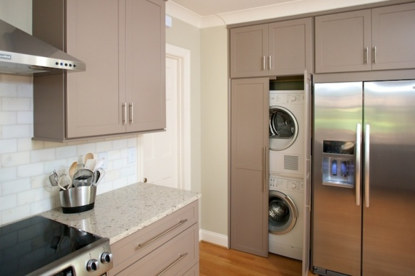 laundry cabinet